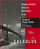 Calculus, Single Variable, Hughes-Hallett, Deborah and Gleason, Andrew M., 0471441945