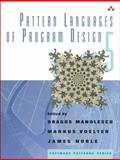 Pattern Languages of Program Design 5, Manolescu, Dragos and Voelter, Markus, 0321321944
