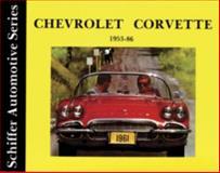 Chevrolet Corvette, 1953-1986, Walter Zeichner, 0887401945
