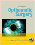 Ophthalmic Surgery, Saxena, Sandeep, 0071601945