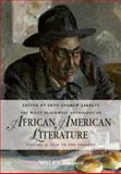 African American Literature - 1920 to Present, , 0470671947