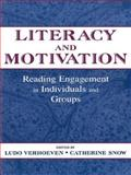 Literacy and Motivation : Reading Engagement in Individuals and Groups, , 0805831940