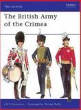 The British Army of the Crimea, J. B. R. Nicholson, 0850451949