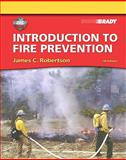 Introduction to Fire Prevention, Robertson, James C., 0135041945