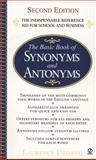 The Basic Book of Synonyms and Antonyms, Lawrence Urdang, 0451161947