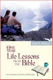 The One Year Life Lessons from the Bible, Neil S. Wilson, 1414311958