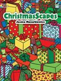 ChristmasScapes, Jessica Mazurkiewicz, 0486471950