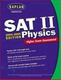 Kaplan SAT II, Kaplan Educational Center Staff, 0743251954