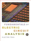 Fundamentals of Electric Circuit Analysis 9780471371953