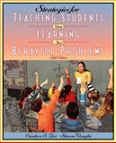 Strategies for Teaching Students with Learning and Behavioral Problems, Bos, Candace S. and Vaughn, Sharon, 0205341950