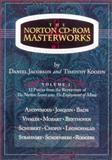 Norton CD-ROM Masterworks for Macintosh 9780393991956
