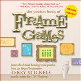 The Pocket Book of Frame Games, Terry Stickels, 1592331955