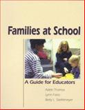Families at School 9780872071957