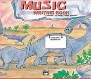 Alfred's Basic Music Writing Book, Alfred Publishing Staff, 0739021958