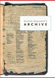 Archive, Walter Benjamin, 1844671968