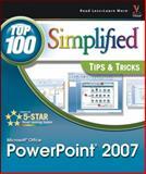 Microsoft Office PowerPoint 2007, Paul McFedries, 0470131969