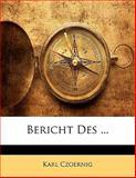 Bericht Des ..., Karl Czoernig, 114135196X