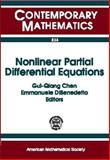 Nonlinear Partial Differential Equations, , 0821811967