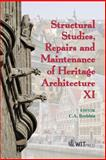Structural Studies, Repairs and Maintenance of Heritage Architecture XI, C. A. (editor) Brebbia, 1845641965
