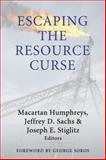 Escaping the Resource Curse, , 0231141963