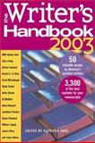 The Writer's Handbook 2003, Abbe, Elfrieda, 0871161966