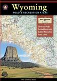Wyoming Road and Recreation Atlas, Benchmark Maps, 0929591968