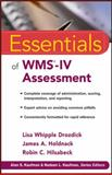 Essentials of WMS-IV Assessment