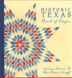 Historic Texas Book of Days, Yvonne Bruce and Ann Bruce Henaff, 1931721963
