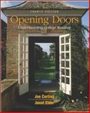 Opening Doors : Understanding College Reading, Cortina, Joe and Elder, Janet, 0072871962