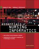 Essentials of Nursing Informatics, Saba, Virginia K. and McCormick, Kathleen A., 0071441972