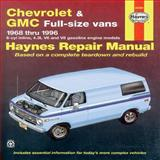 Chevrolet and GMC Full-Size Vans 1968 Thru 1996, Don Pfeil, 1563921979