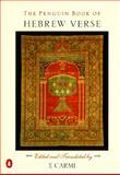 The Penguin Book of Hebrew Verse, Various, 0140421971