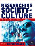Researching Society and Culture 9780761941972