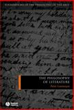The Philosophy of Literature, Lamarque, Peter, 1405121971