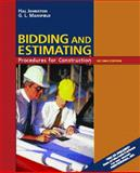 Bidding and Estimating Procedures for Construction, Mansfield, G. L. and Johnston, Hal, 0130821977