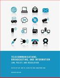 Telecommunications, Broadcasting, and Information, Schejter, Amit M., 162131197X