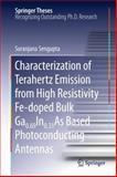 Characterization of Terahertz Emission from High Resistivity Fe-Doped Bulk Ga0.69in0.31as Based Photoconducting Antennas, Sengupta, Suranjana, 1441981977