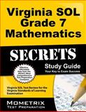 Virginia SOL Grade 7 Mathematics Secrets Study Guide, Virginia SOL Exam Secrets Test Prep Team, 1627331972