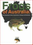 Frogs of Australia : An Introduction to their Classification, Biology and Distribution, Turner, J., 9546421979