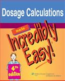 Dosage Calculations, Springhouse, 1605471976