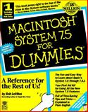 Macintosh System 7.5 for Dummies, LeVitus, Bob, 1568841973
