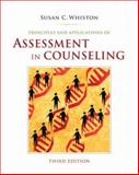Principles and Applications of Assessment in Counseling, Whiston, Susan C., 0495501972