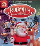 Rudolph the Red-Nosed Reindeer Pop-Up Book, Lisa Ann Marsoli, 1626861978