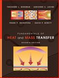 Fundamentals of Heat and Mass Transfer, Incropera, Frank P. and DeWitt, David P., 0470501979