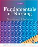 Fundamentals of Nursing : Theory, Concepts and Applications, Wilkinson, Judith M. and Van Leuven, Karen, 0803611978