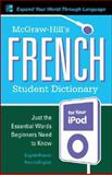 McGraw-Hill's French Student Dictionary for Your iPod, Winders, Jacqueline, 0071591982