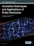Innovative Techniques and Applications of Entity Resolution, Wang, Hongzhi, 1466651989