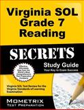 Virginia SOL Grade 7 Reading Secrets Study Guide, Virginia SOL Exam Secrets Test Prep Team, 1627331980