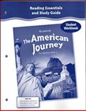 The American Journey to World War 1, Reading Essentials, McGraw-Hill Staff, 0078731984
