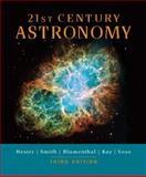 21st Century Astronomy, Blumenthal, George and Burstein, David, 0393931986